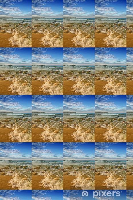 Tapeta na wymiar winylowa Plaża - Wakacje