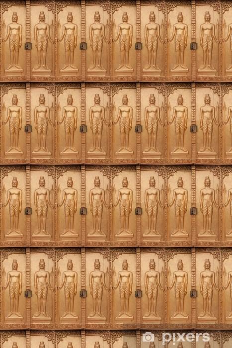 Tapeta na wymiar winylowa Buddyzm drzwi - Azja