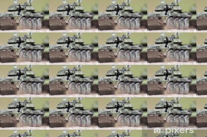 Carta da parati in vinile su misura Ruote Tank Destroyer Kit Centauro VCR105 Modello - Temi