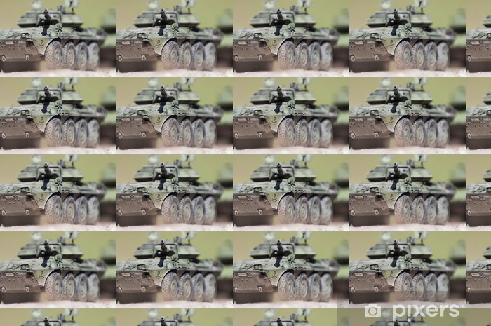 Vinyltapete nach Maß Radfahr Tank Destroyer Centauro VCR105 Model Kit - Themen