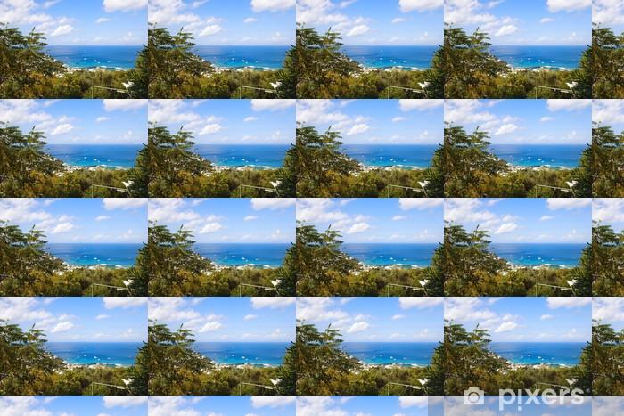 Vinyltapete nach Maß Insel Capri # 3 - Urlaub