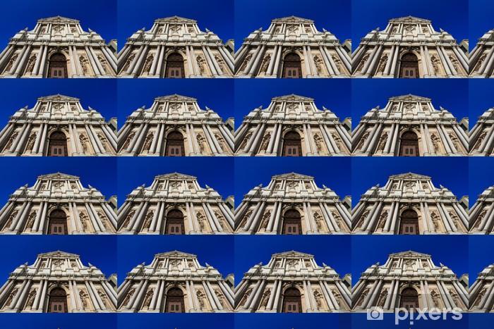 Vinylová tapeta na míru Barokní architektura chrámu Benátkách, Itálie - Evropská města