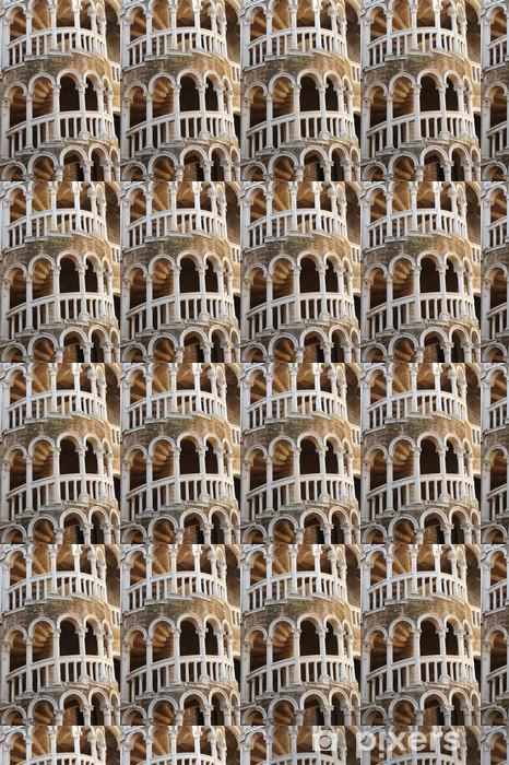 Papier peint vinyle sur mesure Il bovolo Venezia 1125 - Villes européennes
