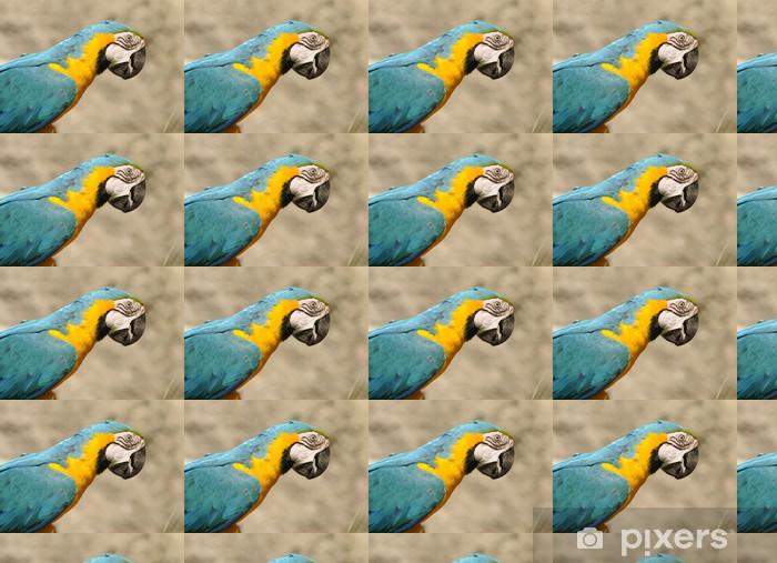 Vinylová tapeta na míru Exotické papoušek - Témata