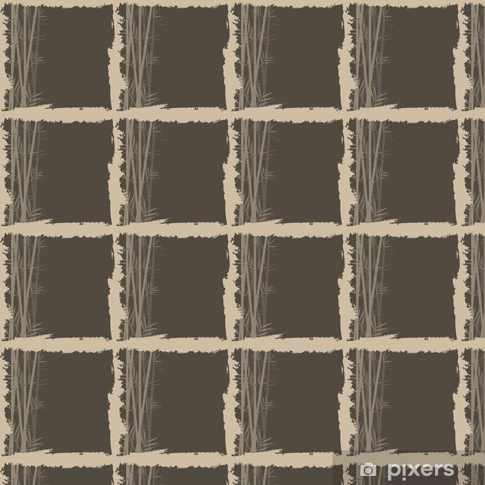 Tapeta na wymiar winylowa Bamboo wektor backgorund - Uroda i pielęgnacja ciała