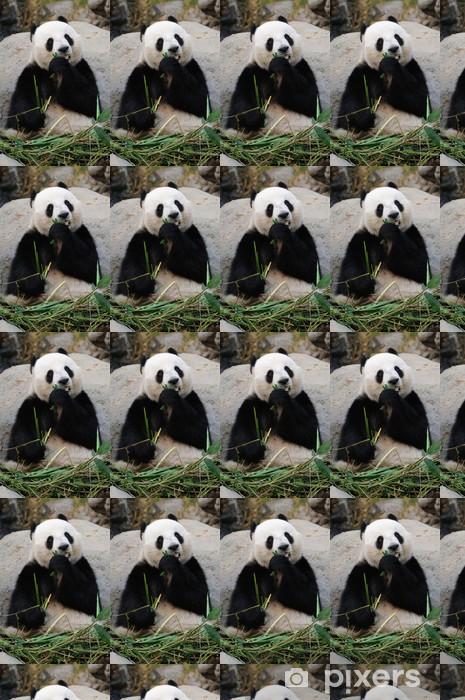Papier peint vinyle sur mesure Panda geant - Thèmes