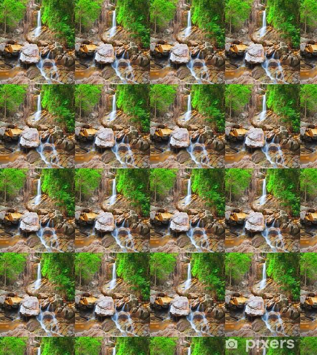Vinylová tapeta na míru Krásná kaskádový vodopád, Koh Samui, Thajsko - Témata