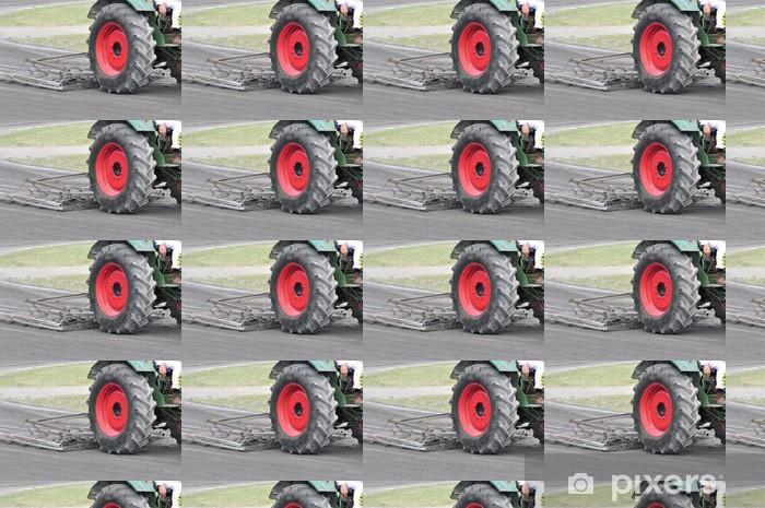 Tapeta na wymiar winylowa Wędrówki w pracy - Rolnictwo