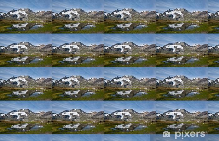 Tapeta na wymiar winylowa ALP piękne - Góry