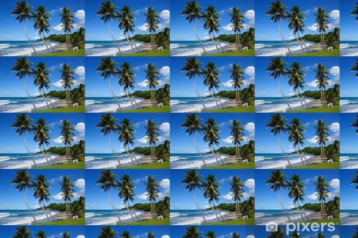 Vinylová tapeta na míru Martinik, St marie 2 - Amerika
