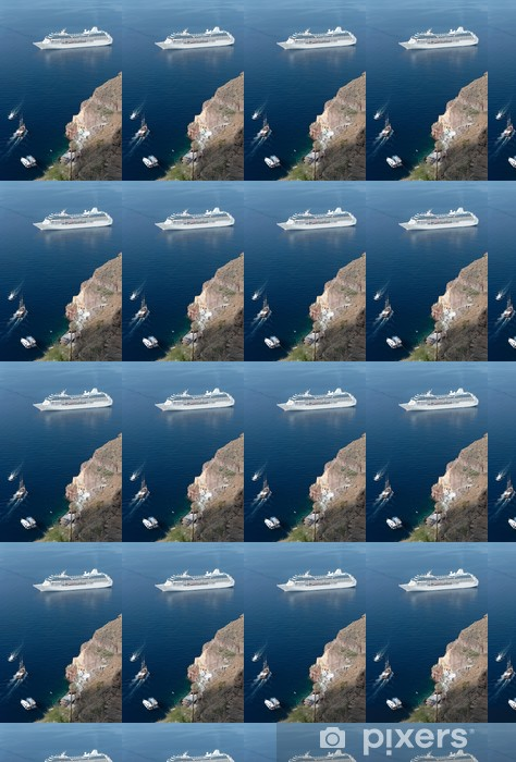 Tapeta na wymiar winylowa Śródziemnomorski cruising - Transport wodny