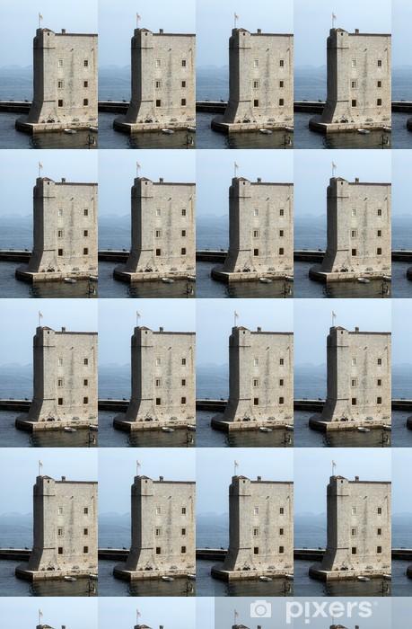 Vinylová tapeta na míru Fort St John (Sv Ivan), Dubrovník - Evropa
