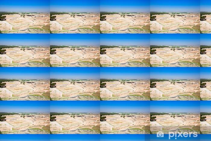 Papier peint vinyle sur mesure Vue panoramique sur les ruines de Persépolis ancienne - Asie