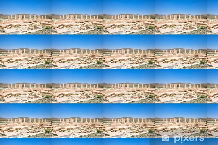 Vinylová tapeta na míru Audienční síň v Pasargadae paláce - Asie