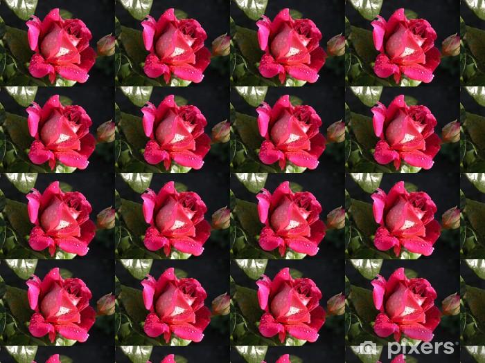 Papier peint vinyle sur mesure Royal Rose - Thèmes