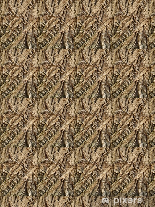 Tapeta na wymiar winylowa Stary kora - Tekstury