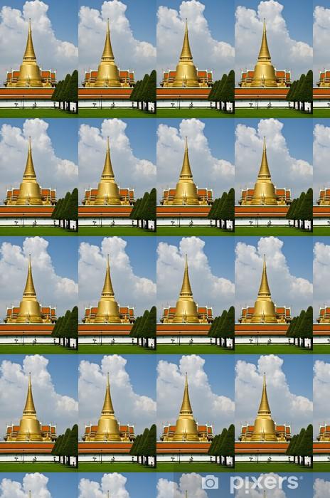 Papier peint vinyle sur mesure Wat Phra Kaew, Bangkok, Thaïlande. - Religion