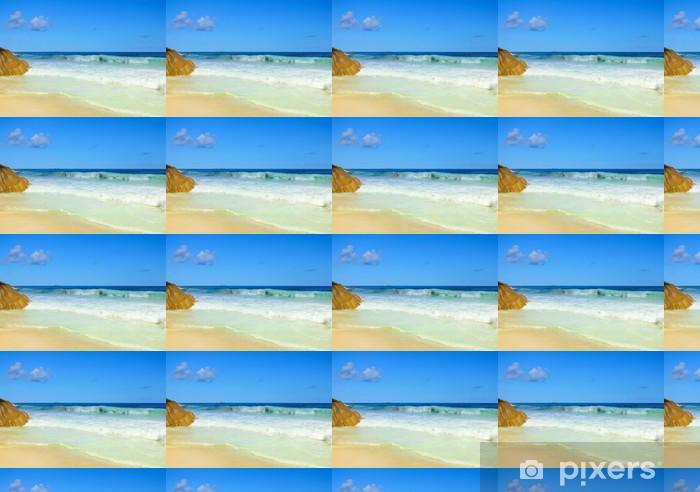 Papel pintado estándar a medida Panorama de la orilla palmas - Estaciones