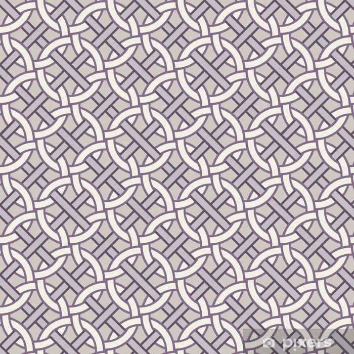 Vinylová Tapeta Stylový geometrický ornament - Pozadí