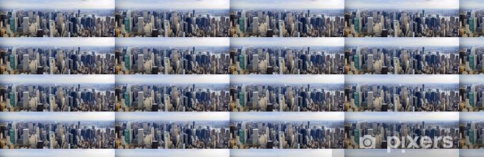 Papier peint vinyle sur mesure New York City panorama - Thèmes
