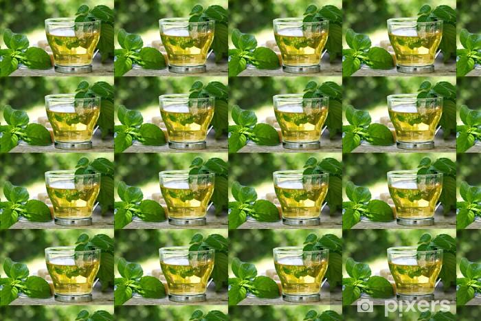 Tapeta na wymiar winylowa Jak herbata - Gorące napoje