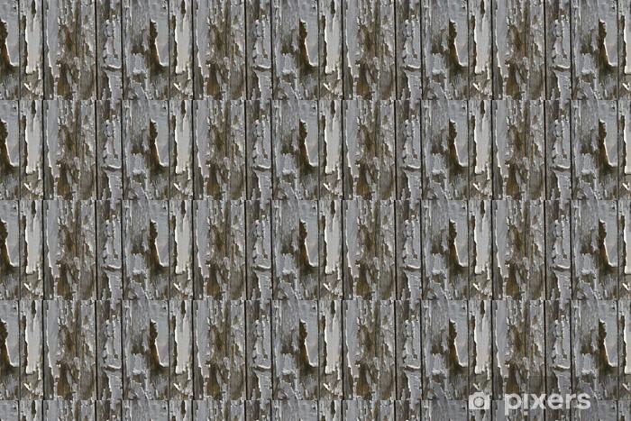 Carta da parati in vinile su misura Sfondo di legno - Texture