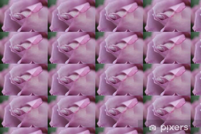 Vinyltapete nach Maß Rosé - Blumen