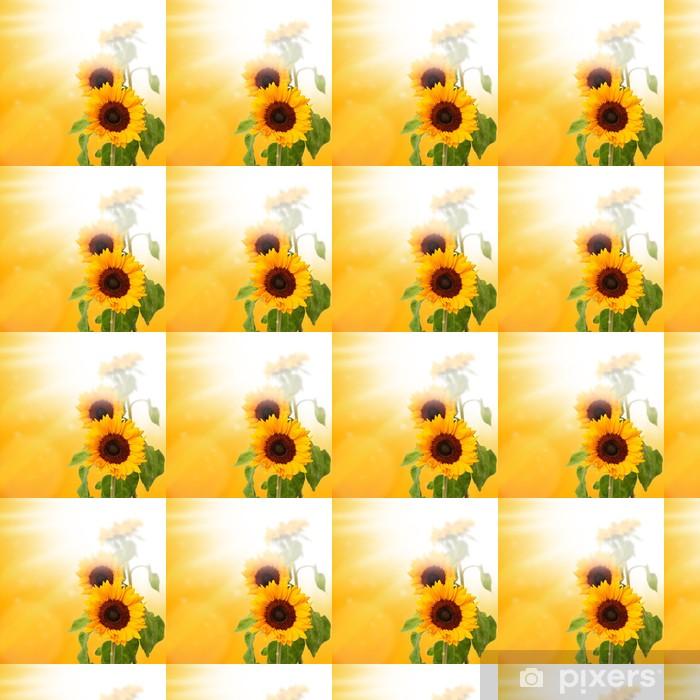 Tapeta na wymiar winylowa Świeże kwiaty - Tematy