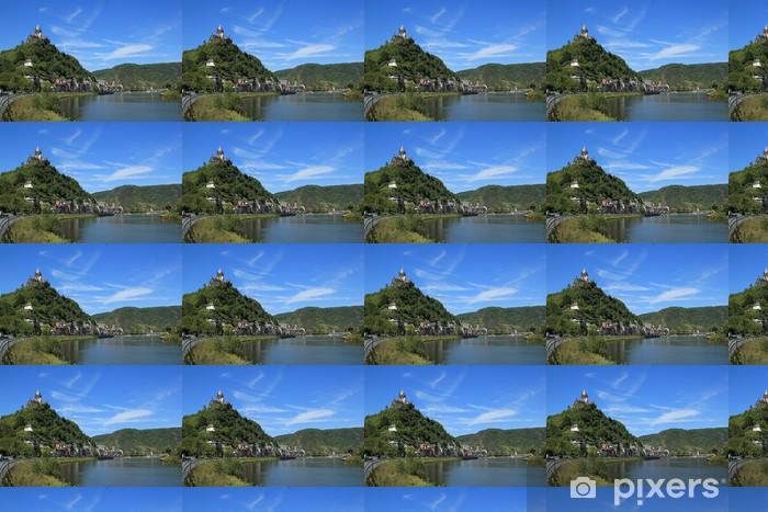 Tapeta na wymiar winylowa Cochem z zamku - Sporty na świeżym powietrzu