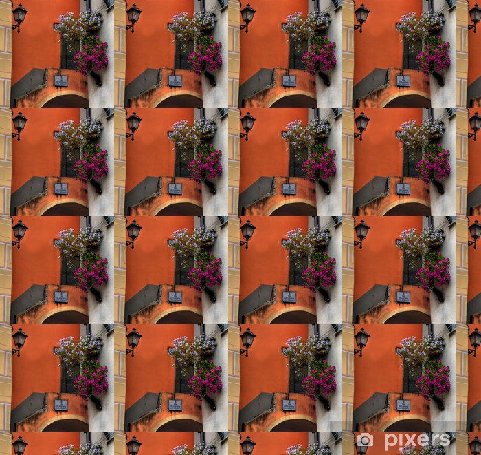 Vinyltapete nach Maß Blick Brugnato Gewürz - Europa