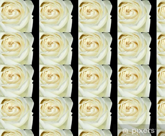 Tapeta na wymiar winylowa Off-biała róża - Tematy