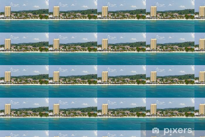 Papier peint vinyle sur mesure Destination de vacances à Ocho Rios, Jamaïque - Amérique