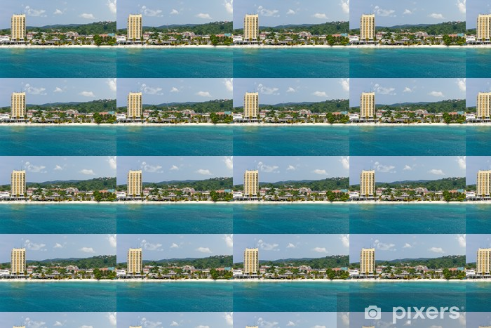 Vinyltapete nach Maß Urlaubsziel in Ocho Rios, Jamaika - Amerika