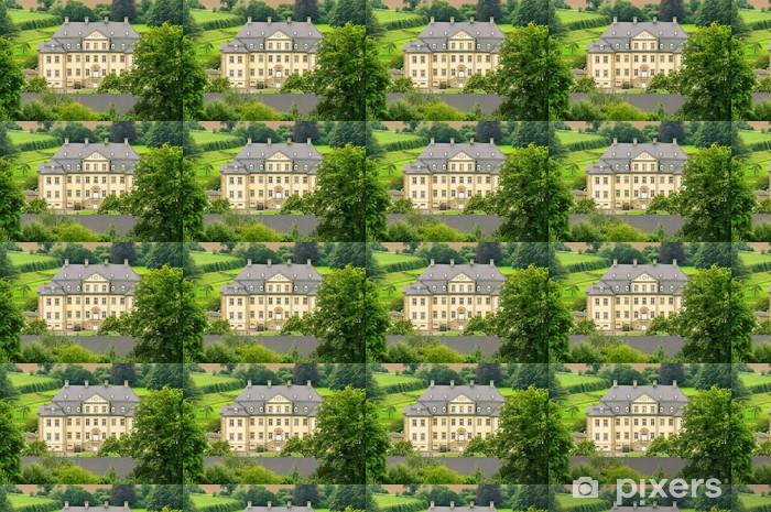 Papier peint vinyle sur mesure Château Körtlinghausen - Körtlinghausen palais 01 - Europe