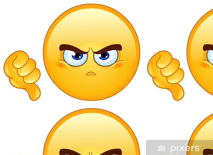 Vinil Duvar Kağıdı Beğenme ifade - Diğer duygular