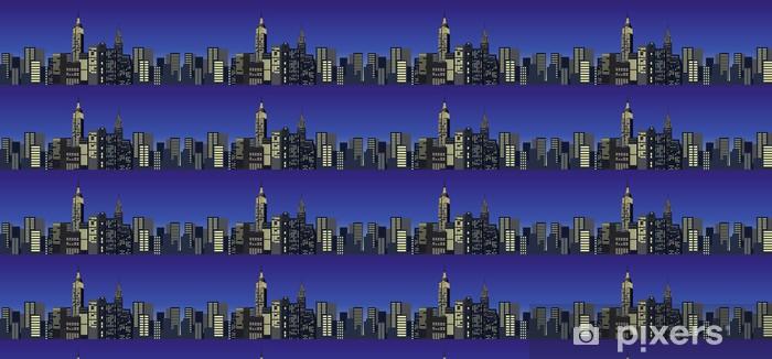Tapeta na wymiar winylowa New York Wieżowce - Miasta amerykańskie