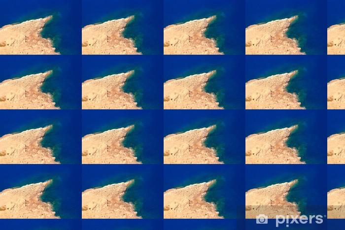 Tapeta na wymiar winylowa Formentor cape do Pollensa ptaka morza na Majorce - Wakacje