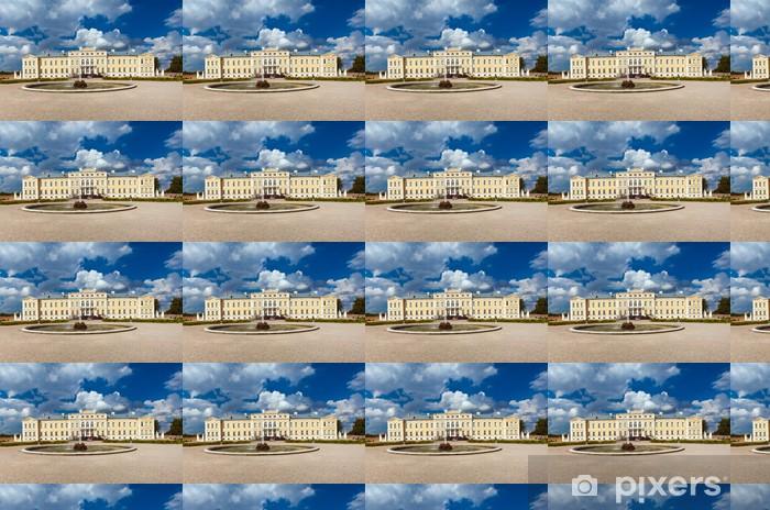 Rundale palace in Latvia Vinyl custom-made wallpaper - Europe