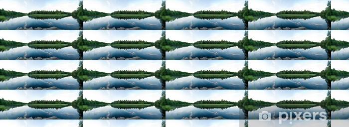 Tapeta na wymiar winylowa Panorama rzeki - Sporty na świeżym powietrzu