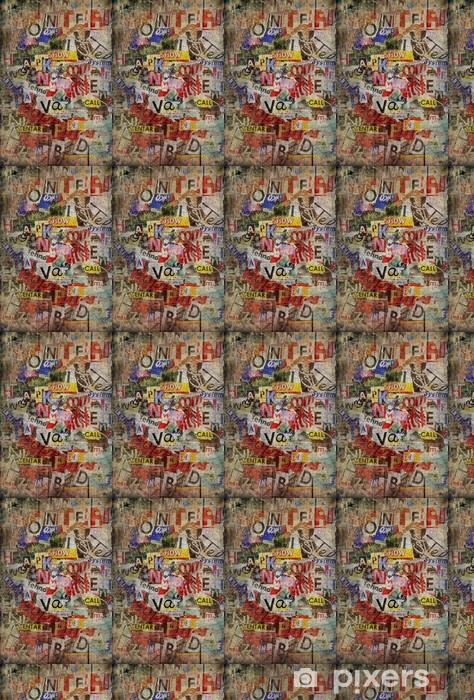 Vinylová tapeta na míru Grunge texturované pozadí - Témata