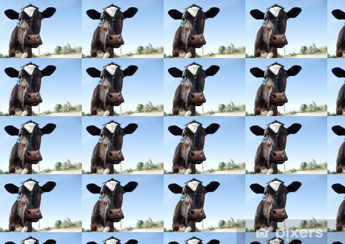 Carta da parati in vinile su misura Cows - Mammiferi