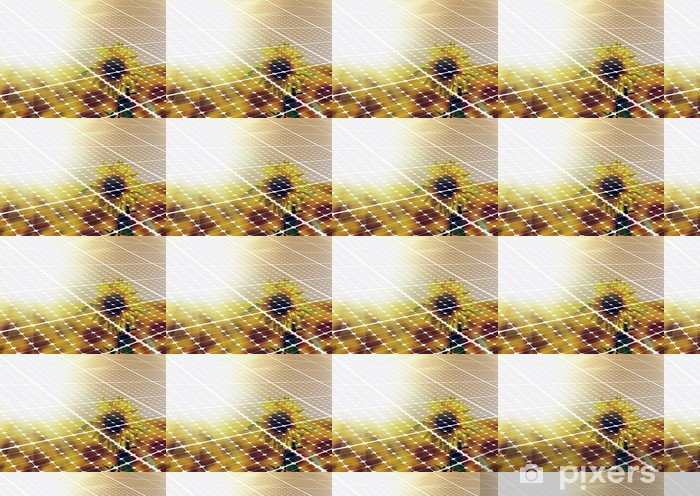 Papier peint vinyle sur mesure Solarenergie - Ecologie