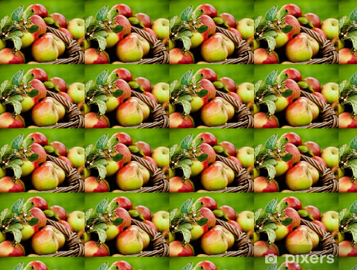 Automnal Vinyl custom-made wallpaper - Agriculture