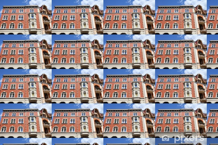 Papier peint vinyle sur mesure Pologne - Tarnowskie Gory - Monuments
