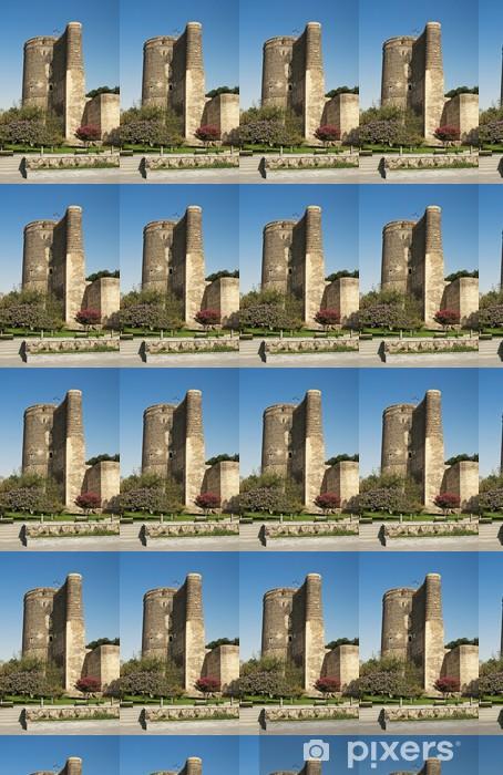 Tapete Jungfrauen Turm In Baku Aserbaidschan Pixers Wir Leben Um Zu Verandern