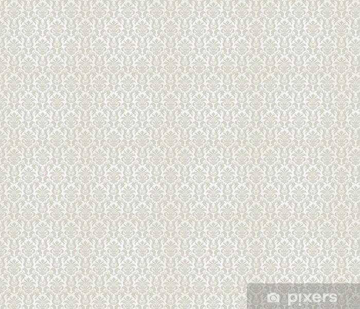 Papier peint vinyle sur mesure Vector seamless pattern floral de damassé - Thèmes