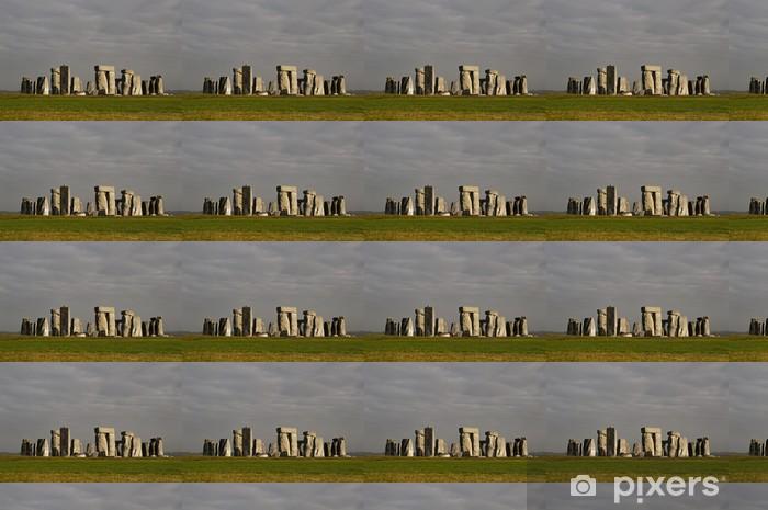 Vinyl behang, op maat gemaakt Stonehenge, Engeland, Groot-Brittannië - Monumenten
