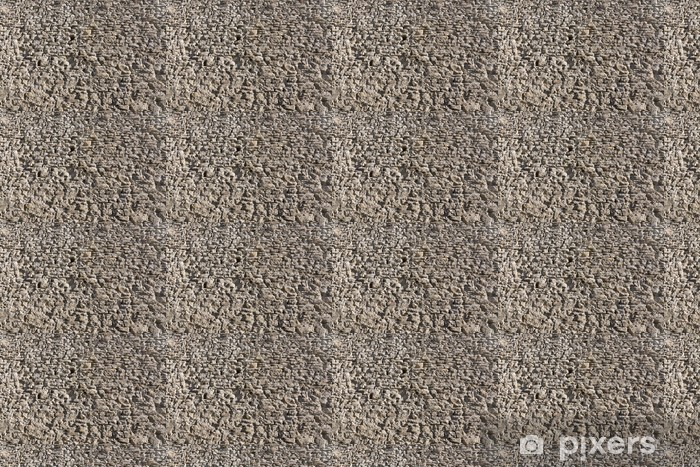 Vinyltapete nach Maß Textur-Serie: Natursteinmauer - Hintergründe