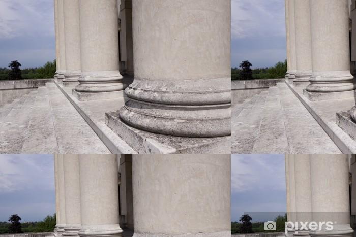 Vinil Duvar Kağıdı Villa Almerico-Capra detta La Rotonda di Andrea Palladio - Avrupa