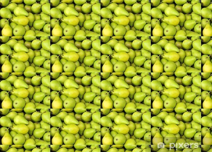 Tapeta na wymiar winylowa Zielone gruszki - Przeznaczenia